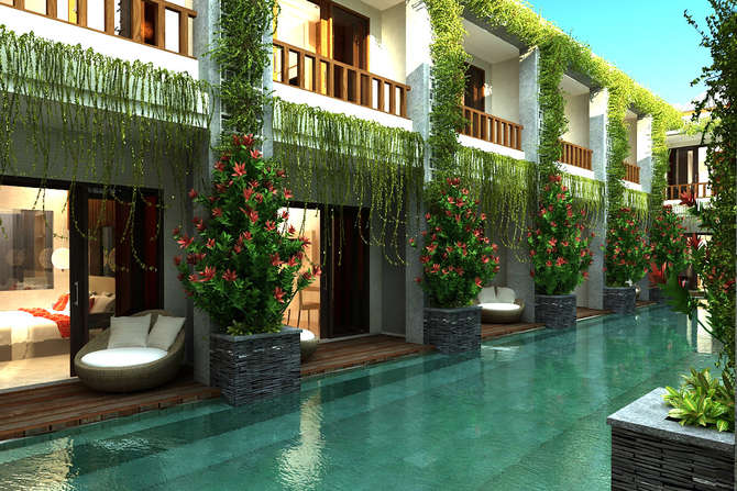 Tony's Villas & Resort Seminyak