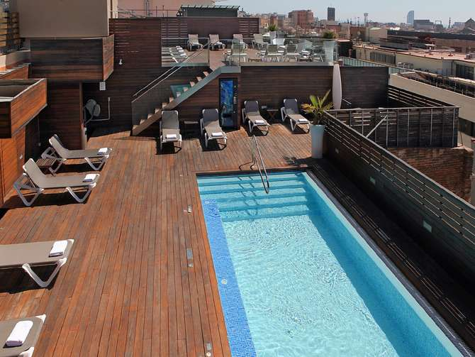Hotel Lleo Barcelona