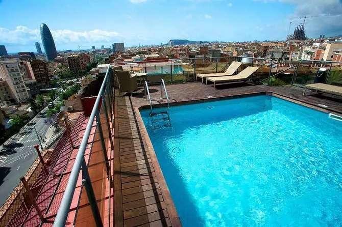 Catalonia Atenas Barcelona