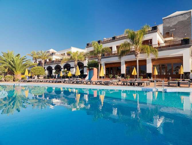 H10 Rubicon Palace Playa Blanca