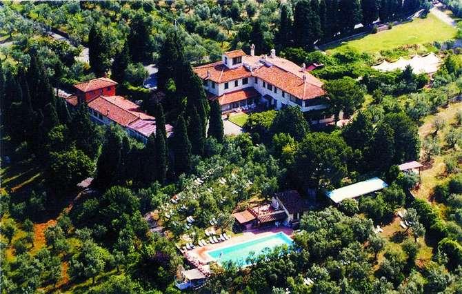 Villa Le Rondini Hotel Ristorante Florence