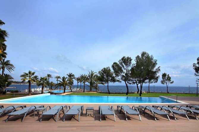 Hotel Riu Palace Bonanza Playa Palmanova