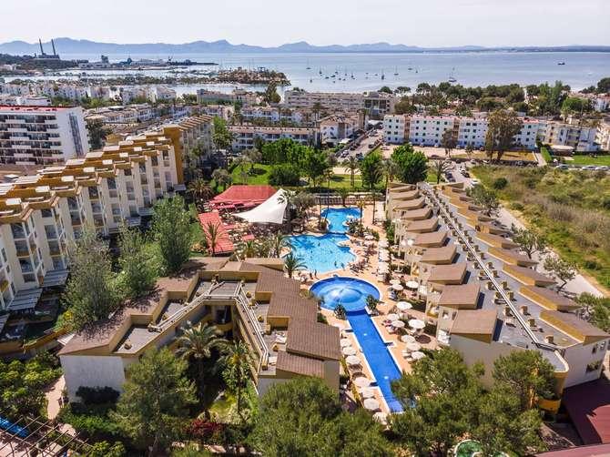 Hotel Zafiro Tropic Alcúdia