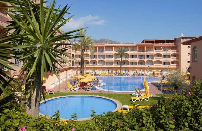 Hotel Bahia Tropical Almuñécar