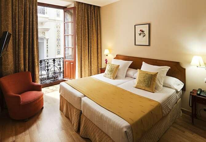 Hotel Las Casas de los Mercaderes Sevilla