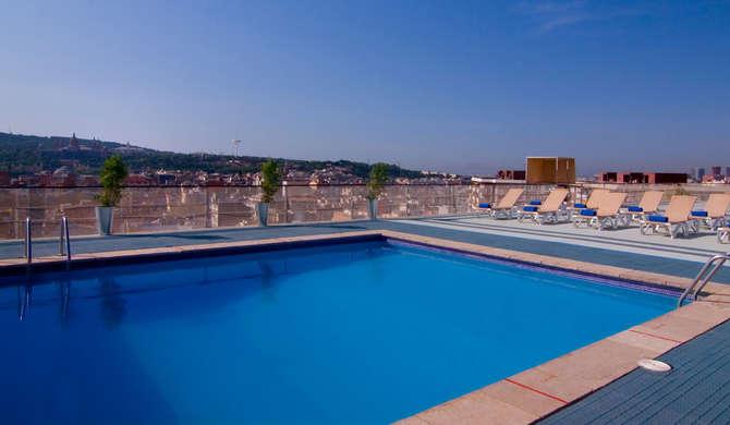 Hotel Expo Barcelona