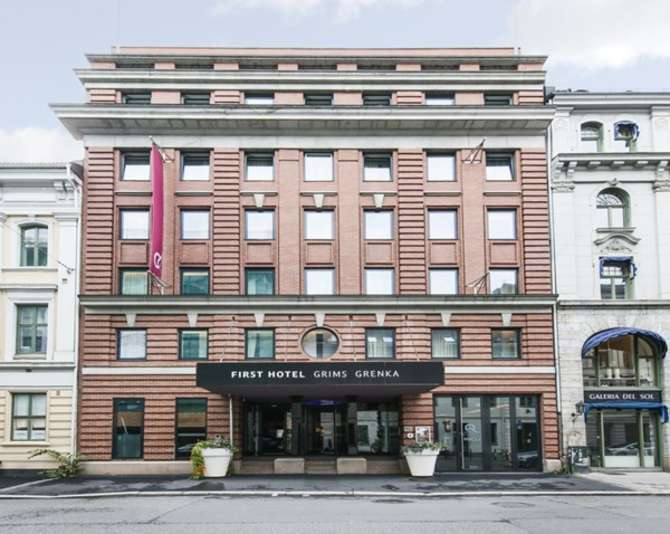 First Hotel Grims Grenka Oslo