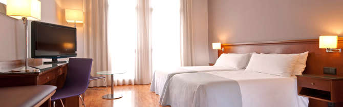 Tryp Madrid Cibeles Hotel Madrid