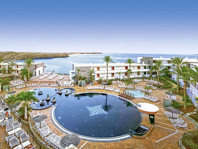 Hotel THe Mirador Papagayo Playa Blanca