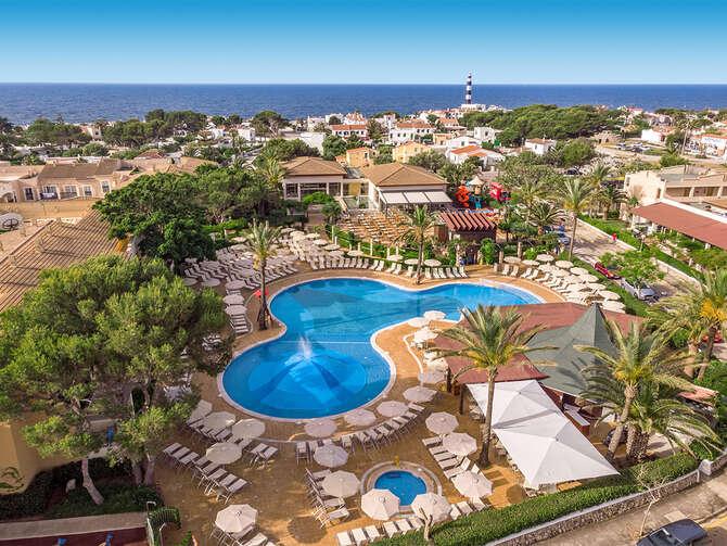 Hotel Zafiro Menorca Cala'n Bosch