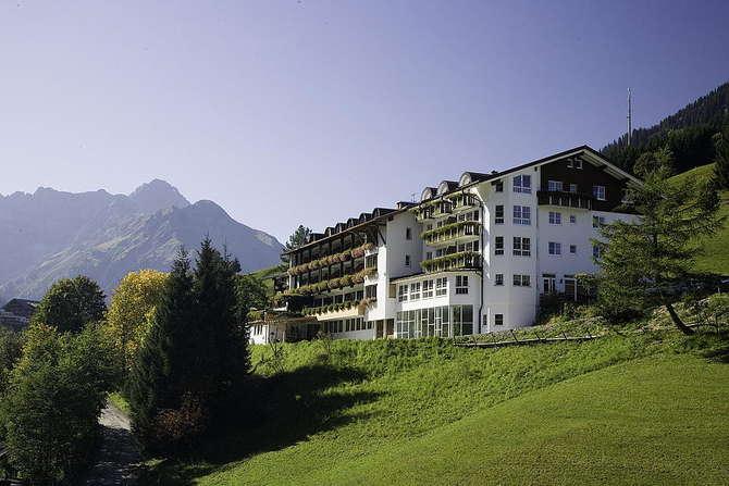 Das Alphotel Hirschegg Hirschegg