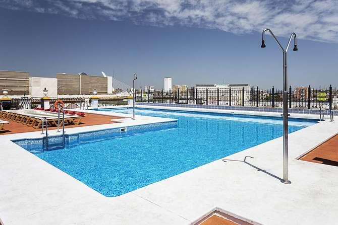 Tryp Sevilla Macarena Hotel Sevilla
