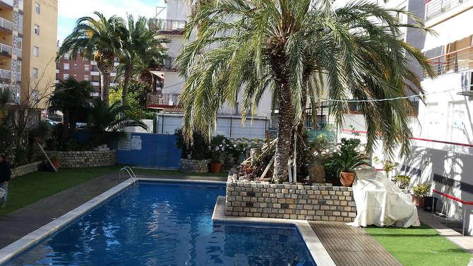 Appartementen Mar Blau Calella