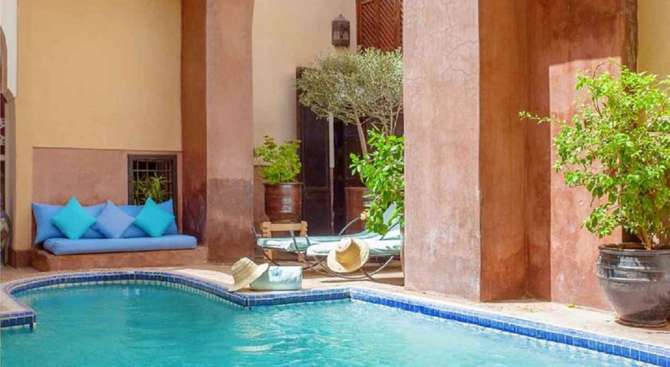 Angsana Riad Collection Morocco Marrakech