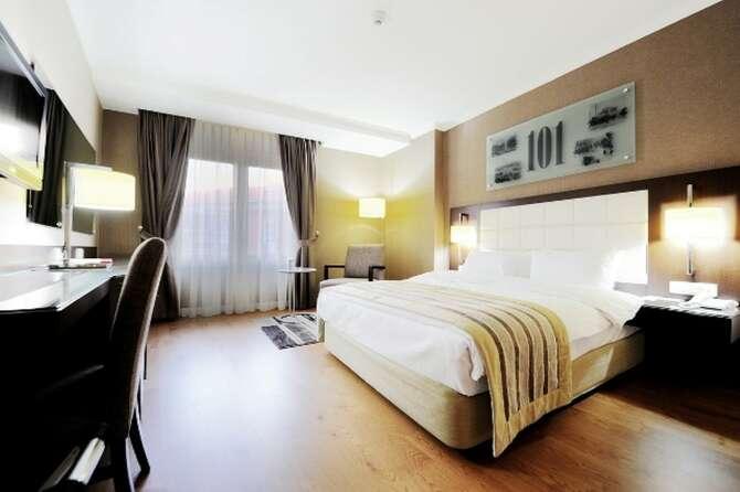 Kent Hotel Istanbul Istanbul
