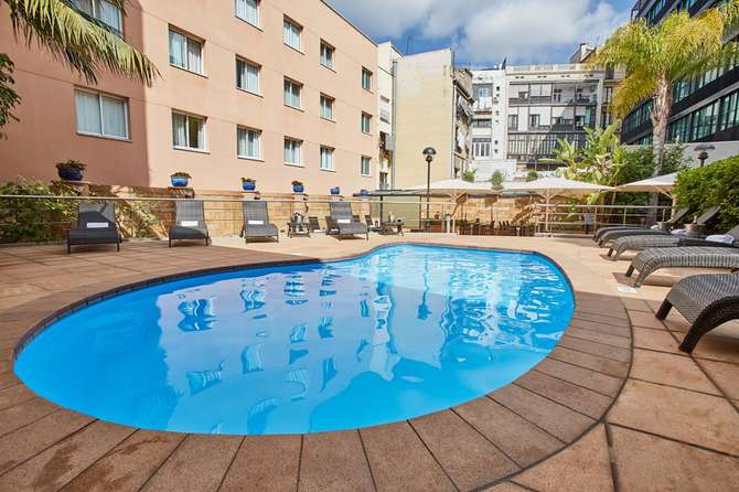 Hotel HCC Montblanc Barcelona