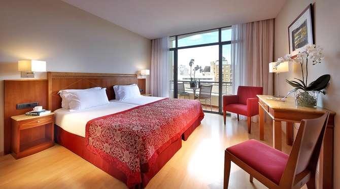 Hotel Eurostars Astoria Málaga