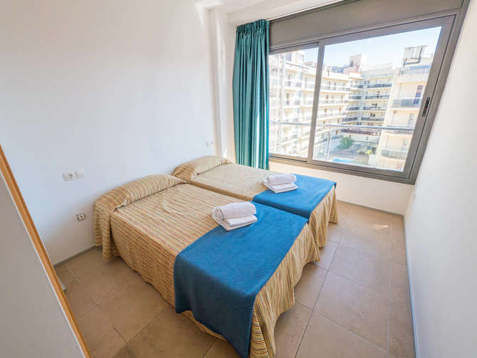 Appartementen  Niu d'Or Lloret de Mar