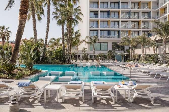 Aqua Hotel Silhouette & Spa Malgrat de Mar