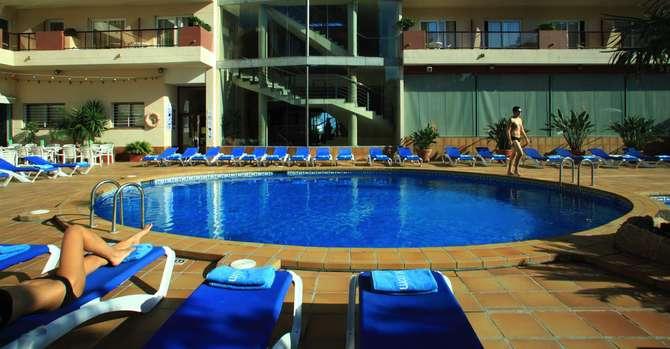 Aqua Hotel Promenade Pineda de Mar