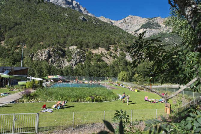 Camping Le Courounba Les Vigneaux