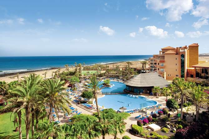 Elba Sara Beach & Golf Resort Caleta de Fuste