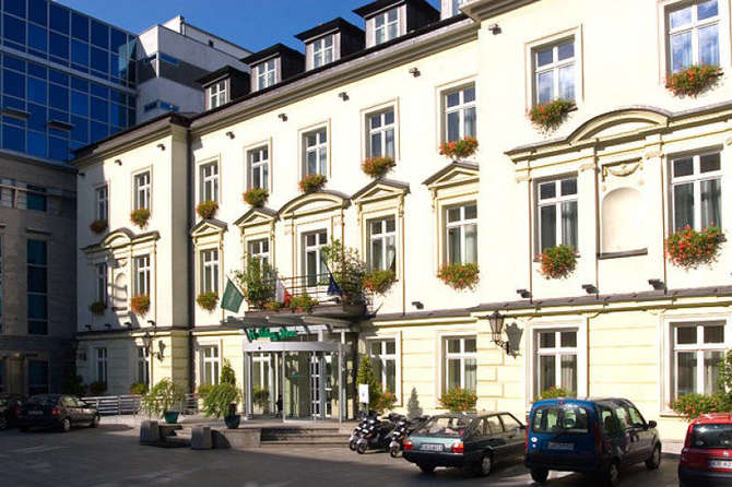 Holiday Inn Krakow City Centre Krakau