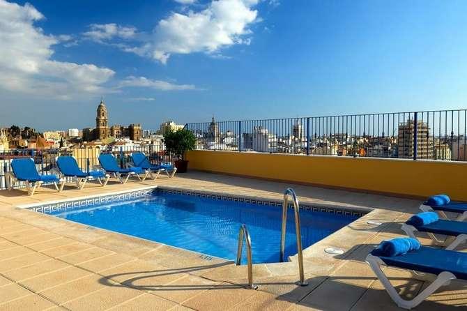Salles Hotel Malaga Centro Málaga