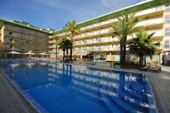Hotel Caprici Verd Santa Susanna