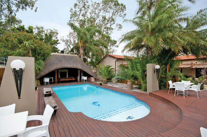 Ibhayi Guest Lodge Port Elizabeth