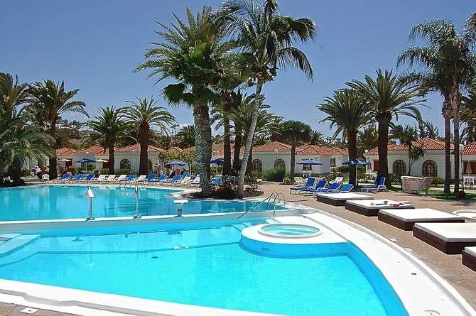 Suite Hotel Jardin Dorado Maspalomas