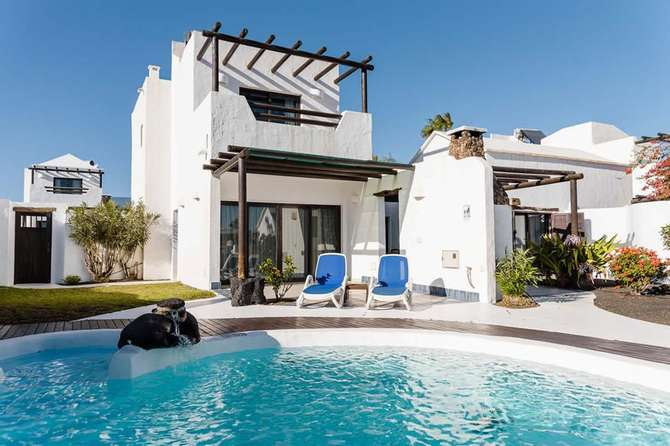 Kamezi Boutique Villas Playa Blanca