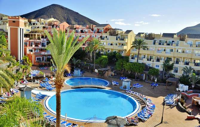 Appartementen Granada Park Playa de las Américas