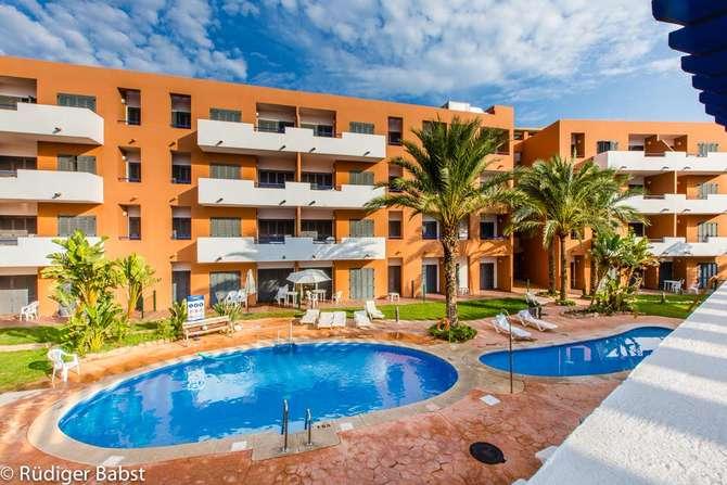 Appartementen Parque Tropical Vera