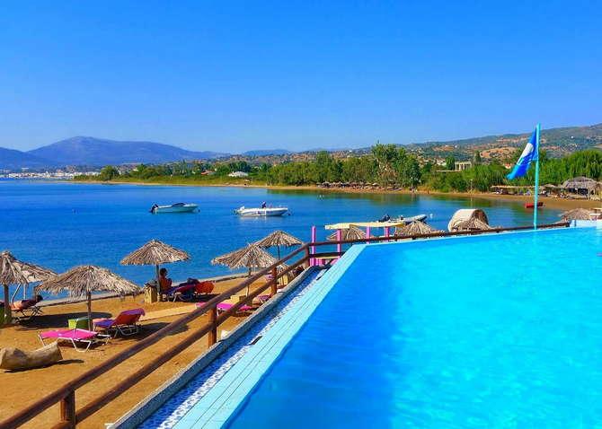 Venus Beach Hotel Nea Stira