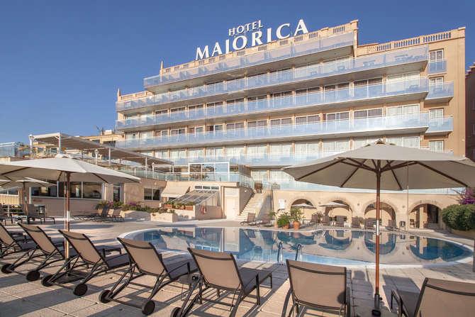 Hotel Catalonia Majorica Palma de Mallorca