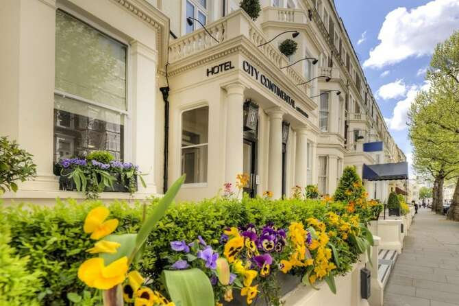 City Continental Kensington London Londen