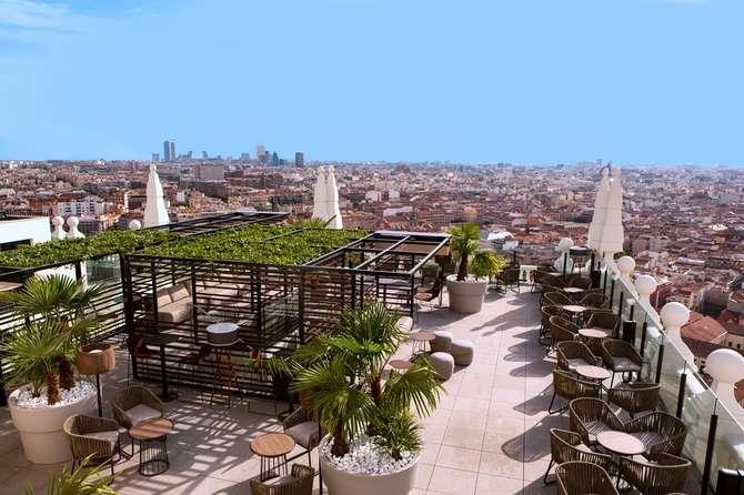 Riu Plaza Espana Madrid