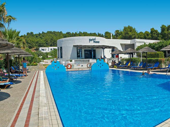 Hotel Muses Skiathos-Stad