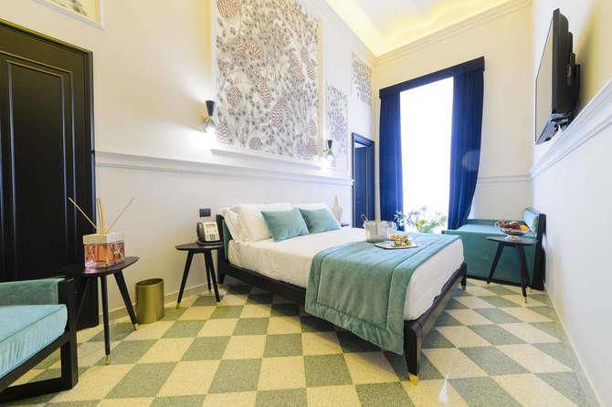 Hotel Roma Luxus Rome