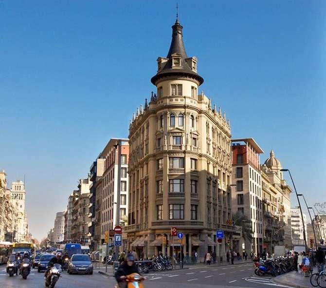 Hotel HLG Citypark Pelayo Barcelona