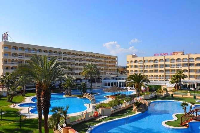 Hotel Evenia Olympic Suites Lloret de Mar
