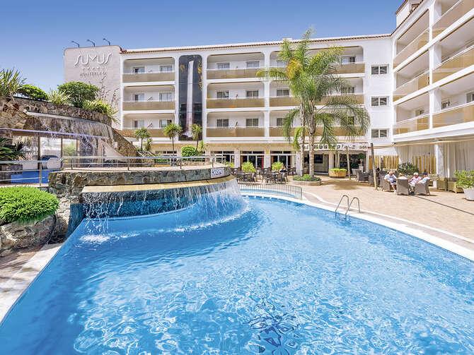 Hotel Monteplaya Malgrat de Mar