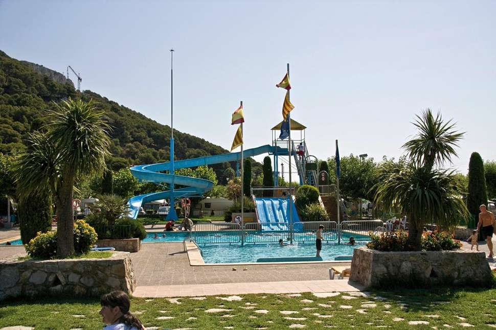 Camping Castell Montgri