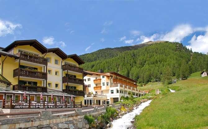 Paradies Pure Mountain Resort Solda