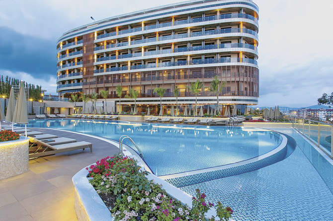 Hotel Michell & Spa Alanya