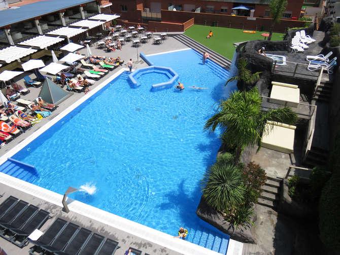 Hotel Papi Malgrat de Mar