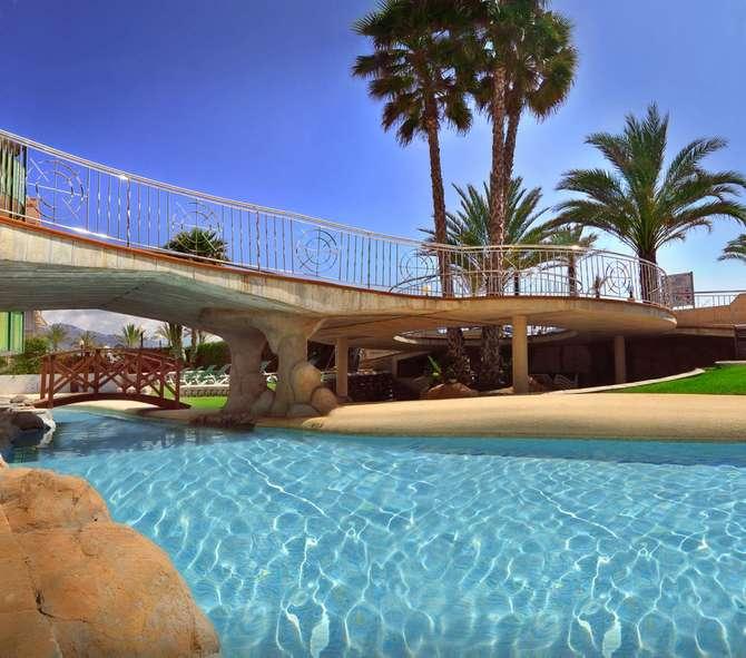 Hotel Kaktus Albir Albir