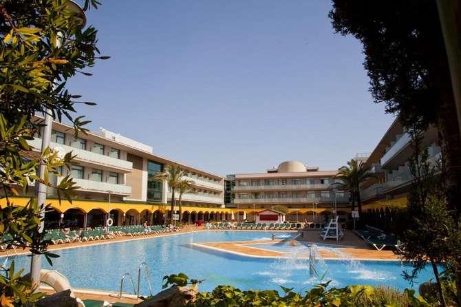 Hotel Mediterraneo Benidorm Benidorm