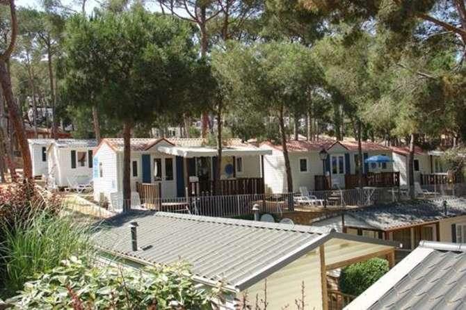Camping Internacional de Calonge Platja d'Aro